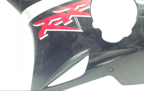 Left Side Mid Fairing Cover from 2002 Honda CBR 954RR *