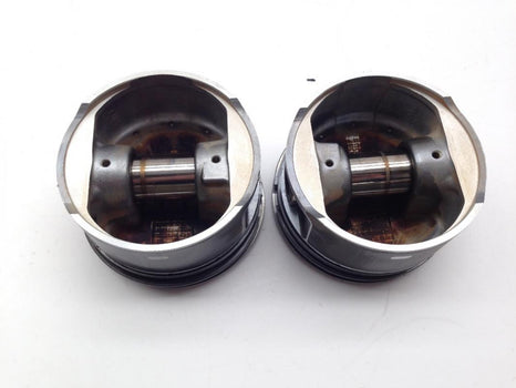 Harley Front Rear Cylinder Jugs w Pistons 2003 Electra Touring