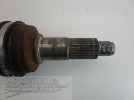 Yamaha 660 Grizzly Front Left Axle YFM660R 2008 937A