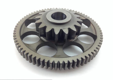 Engine Starter Gears From 1987 Kawasaki Voyager ZG1200 XII