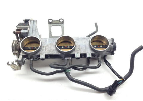 Throttle Body from 2006 Triumph 1050 Sprint ABS 1445A