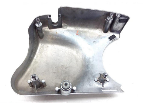 Left Lower Engine Cover from 1998 Honda Shadow 1100 Am Classic