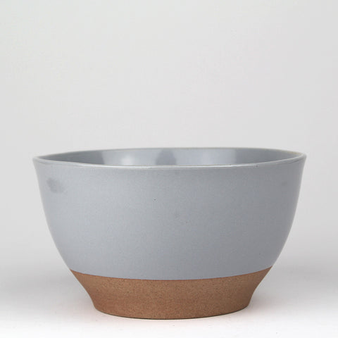Pale Blue and Clay Bowl