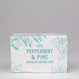 Peppermint + Pine Soap
