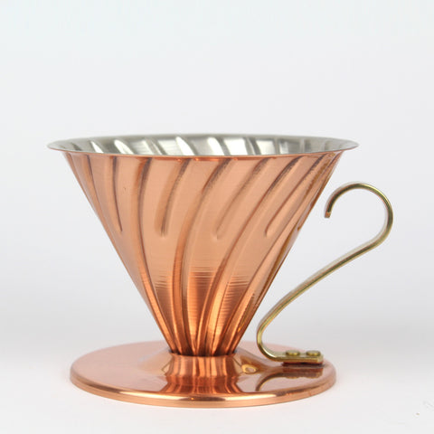 Copper Coffee Dripper | V60 by Hario