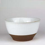 White and Clay Bowl