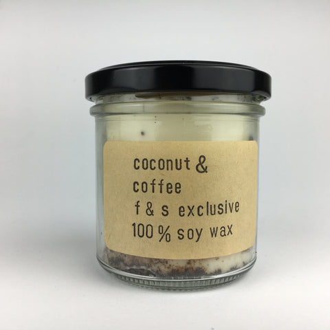 Coconut & Coffee Candle