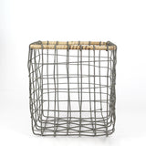 Small Bagato Wire Basket