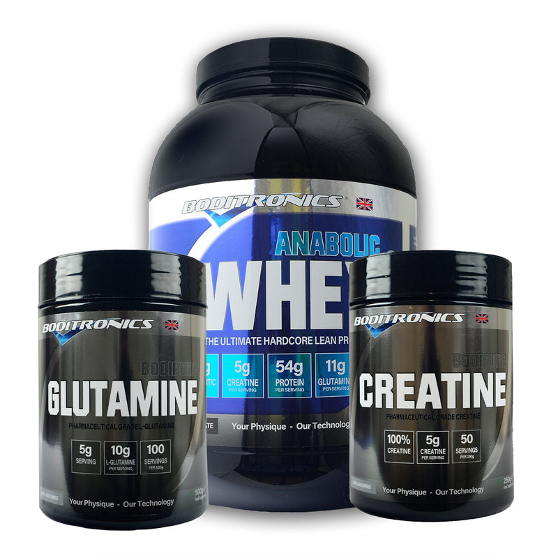 Anabolic Whey Bundle