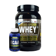 ISO Whey & BCAA Bundle