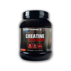 Creatine Explosion - Fruit Punch Flavour