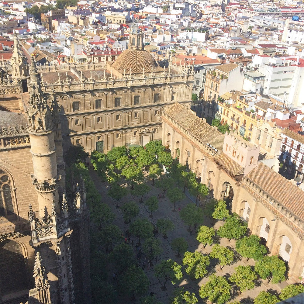 Basilica Tower, Seville