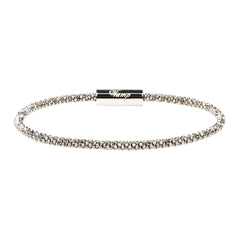 Skinny Mesh Silver - Vamp London