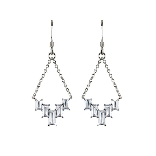 Tre Vie Wish Drop Earrings - Vamp London