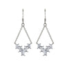 Silver Wish Earrings | Vamp London Jewellery