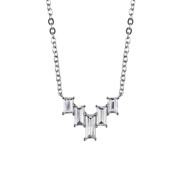 Silver Wish Necklace | Vamp London Jewellery