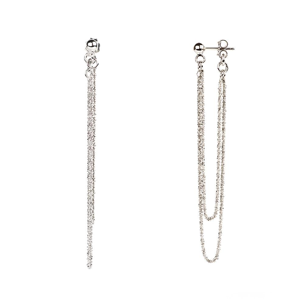 Silver Rio Earrings | Vamp London Jewellery