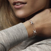 Silver Baci Bracelet | Vamp London Jewellery
