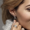 Follow Me Ear Jackets | Vamp London Jewellery