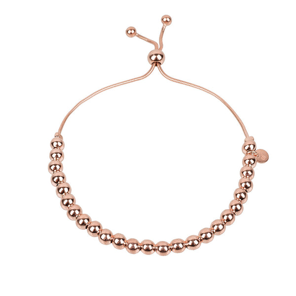 Vamp Chic Rose Gold Bracelet - Vamp London