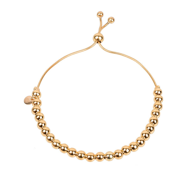 Vamp Chic Yellow Gold Bracelet - Vamp London
