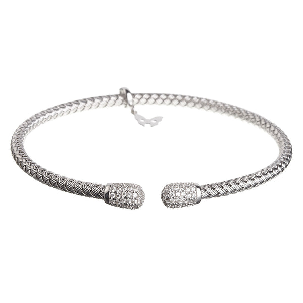 Silver Cluster Bracelet | Vamp London Jewellery