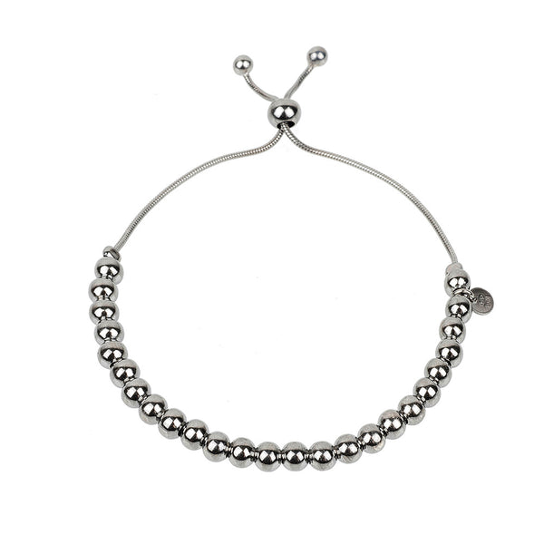 Vamp Chic Oxidised Bracelet - Vamp London