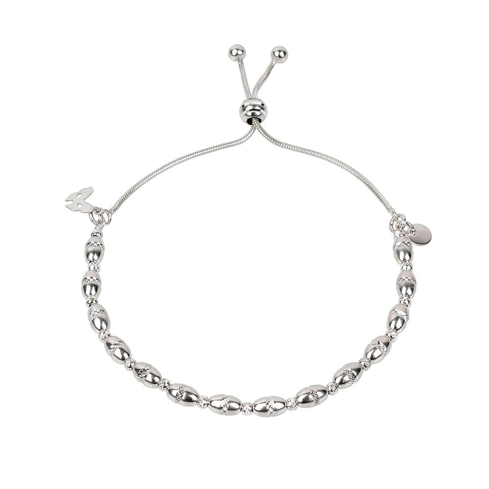 Silver Chic Bracelet Bold | Vamp London Jewellery