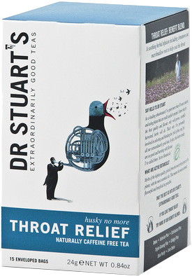Throat Relief 15 bags