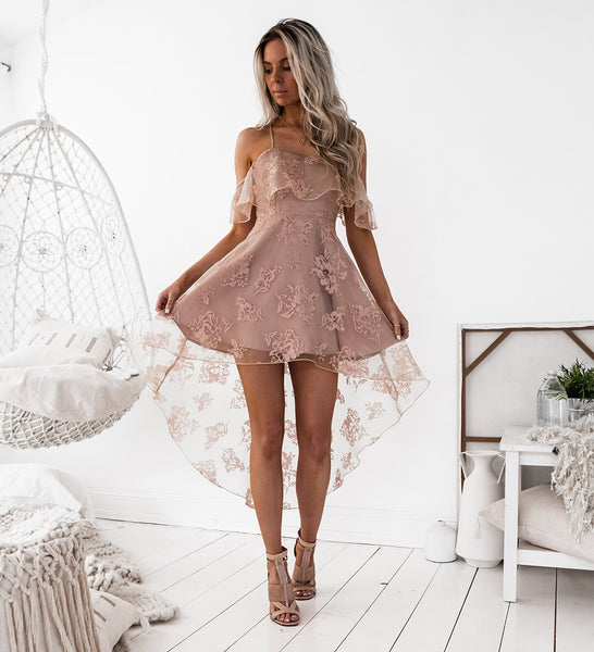 Kensington Dress blush