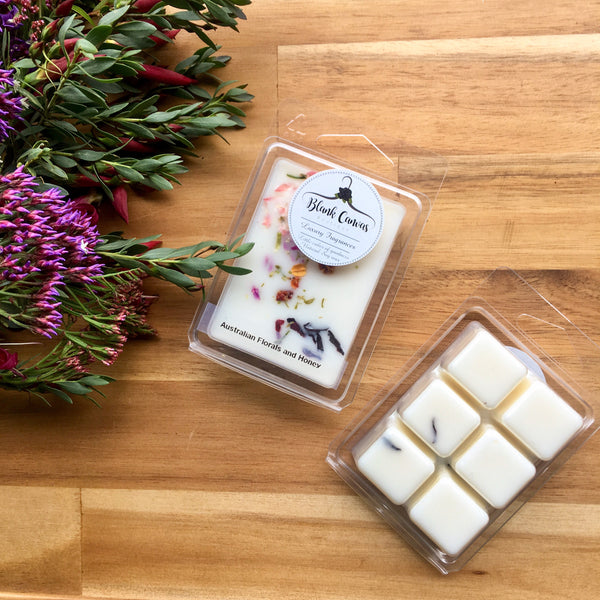 Soy Melt- Australian Florals and Honey