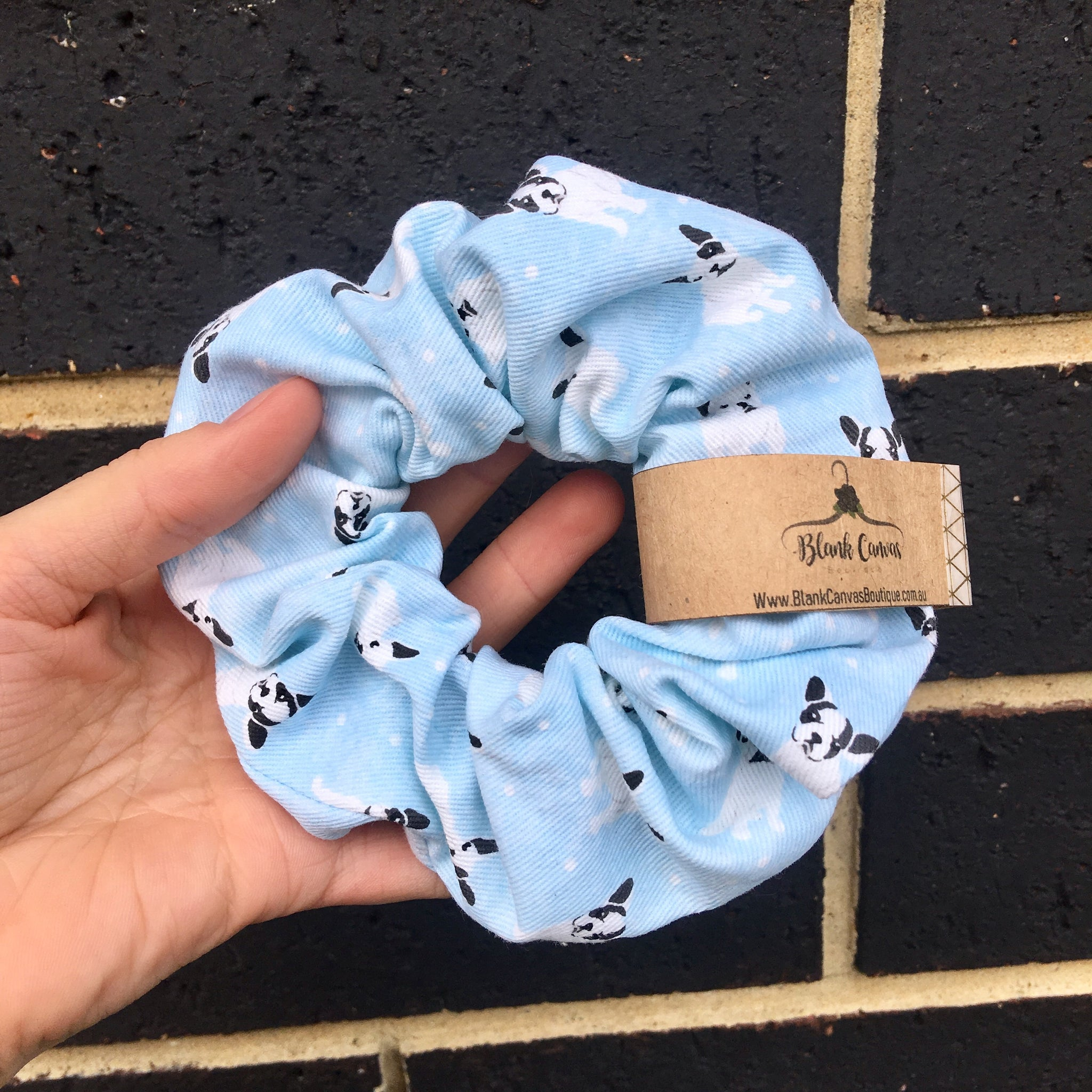 Frenchie Scrunchie