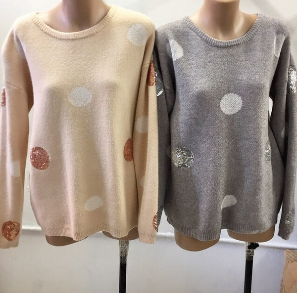 Lovebirds knit cream