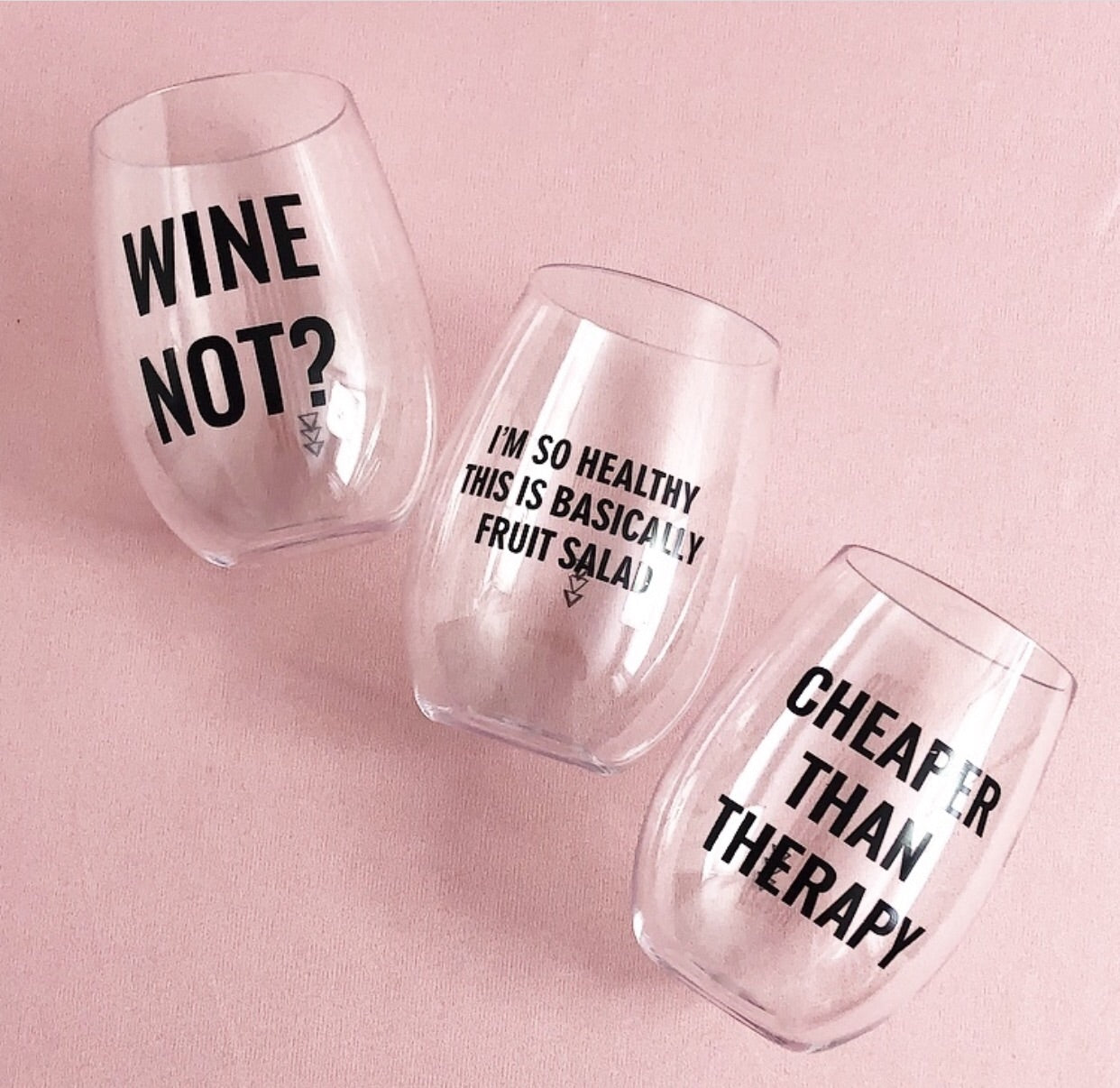 Therapy wine set