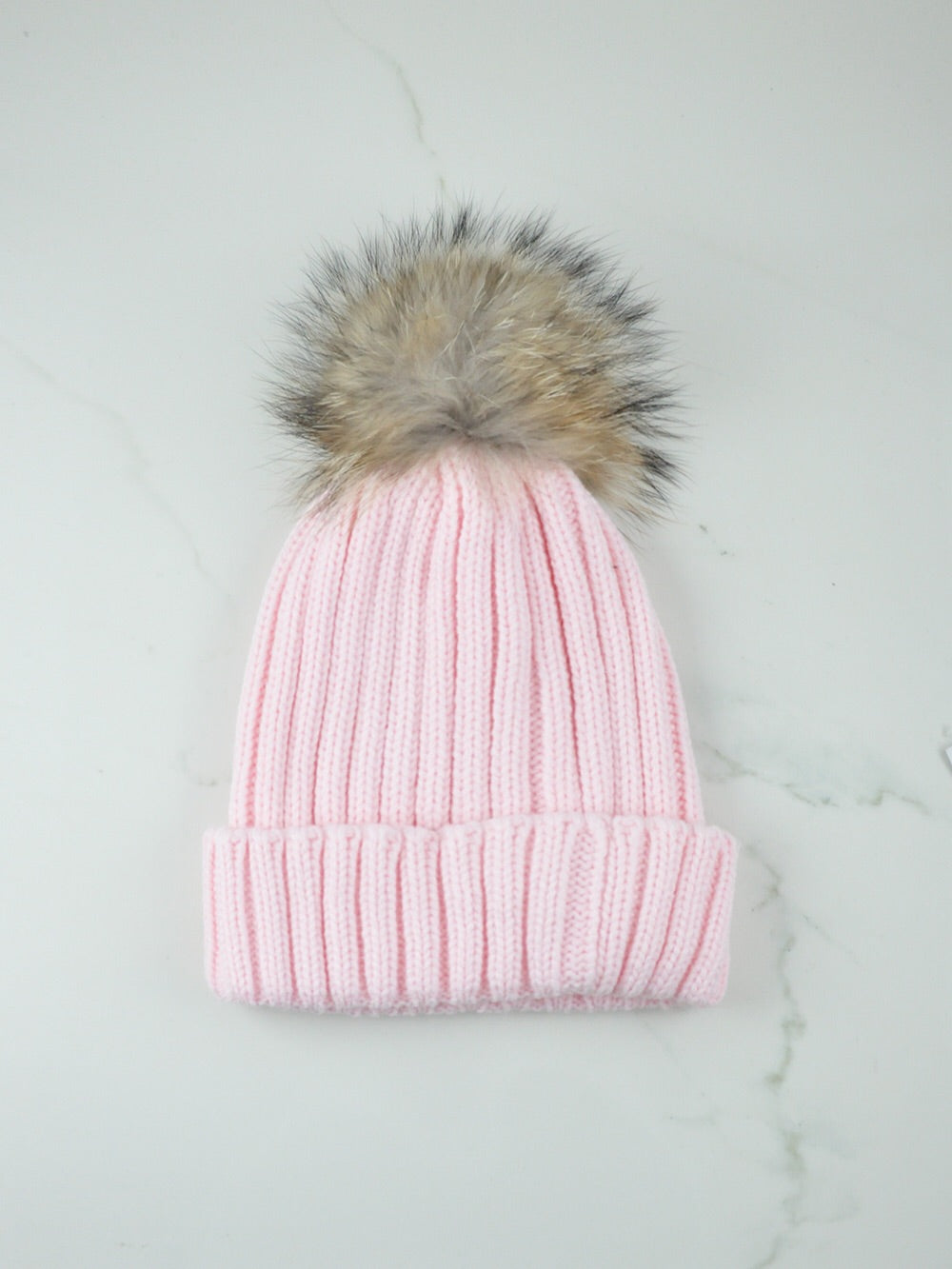 Time keeper beanie- PINK