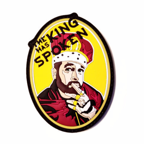 """Amiri King"" The King Has Spoken Morale Patch"