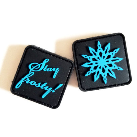 """STAY FROSTY"" WINTER SET - Battle Patches"