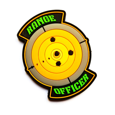 """Range Officer"" Morale Patch - Battle Patches"