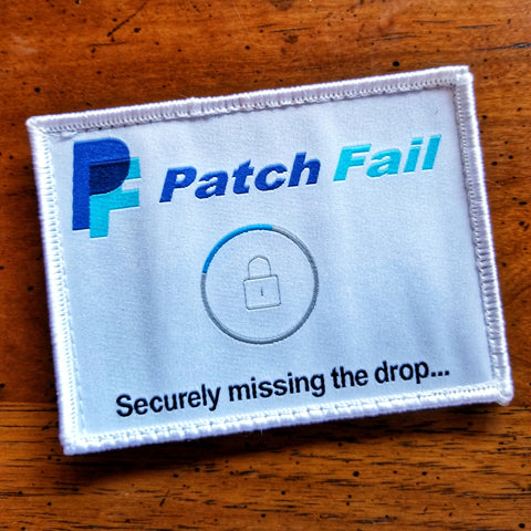 Patch Fail Morale Patch - Battle Patches