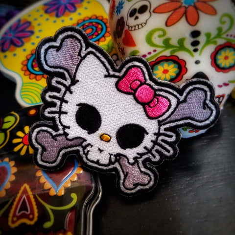 Hell-O-Kitty - Battle Patches
