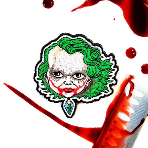 The Joker Morale Patch