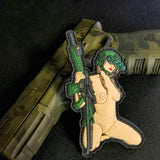 GUN GIRL 5 - Battle Patches