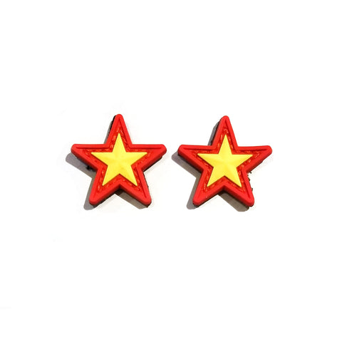 Participation Star Set - Battle Patches