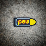 Pewmunition Morale Patches - Battle Patches
