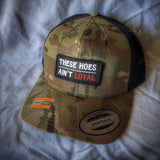 Loyal Snapback Hats - Battle Patches