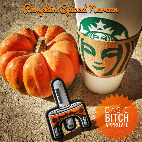 PUMPKIN SPICED NARCAN