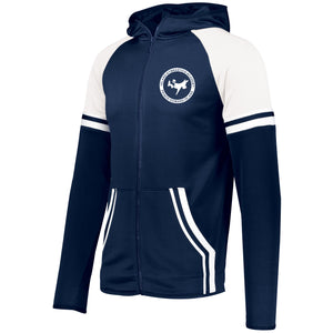 Island Gymnastics Retro Jacket
