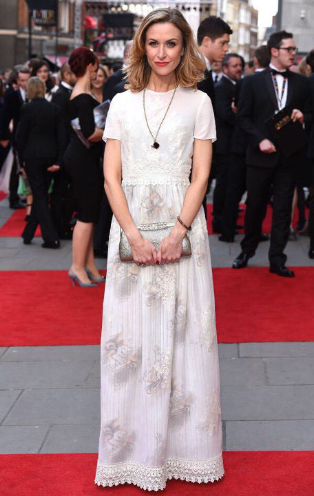 Katherine Kelly at the Olivier Awards 2015