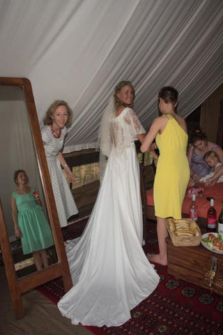 A James Steward wedding dress fro Hannah -2