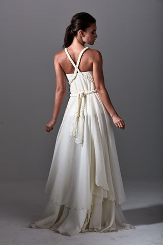James Steward Bridal, dress back